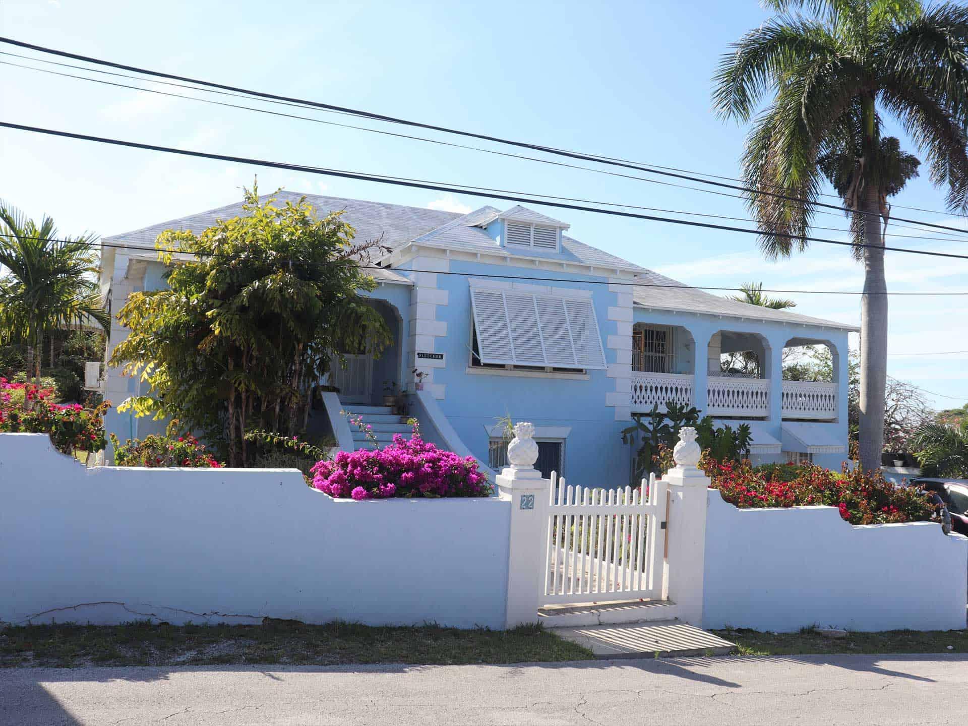 Bueno Retiro Home - Nassau, Bahamas